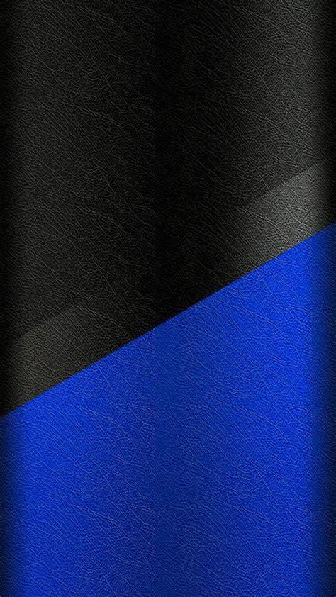 dark  edge wallpaper  black  blue leather pattern