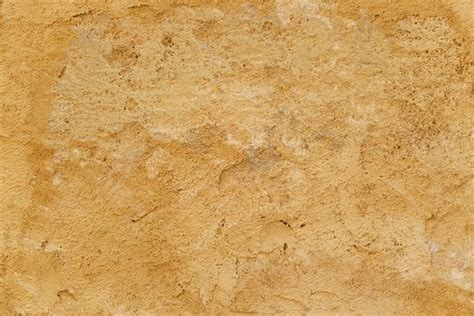 photo antique stone wall ancient texture yellow