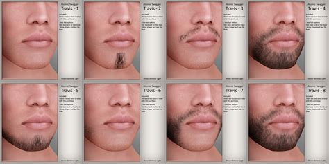 Image Result For Mens Facial Hair Types