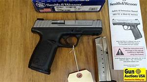 30 Smith And Wesson Sd9ve Parts Diagram
