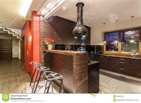 cuisine de bar davaus cuisine avec bar avec des idées