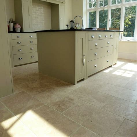 travertine kitchen bathroom floor tiles  stone tile