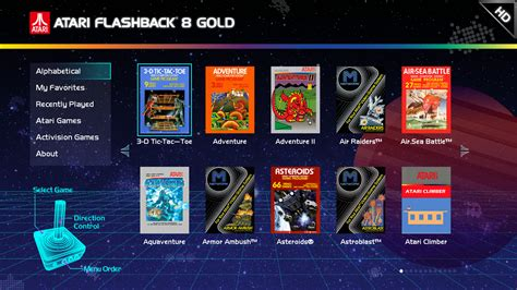 Gamis Gold new atari 2600 sega genesis systems from atgames now available