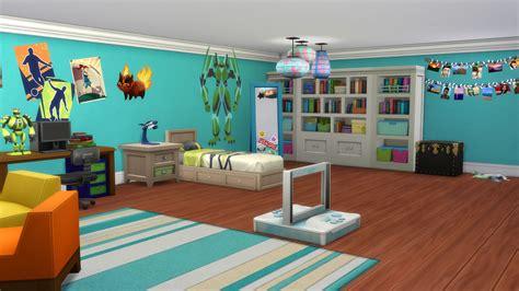 Sims 4 Kids Room At Home Interior Designing