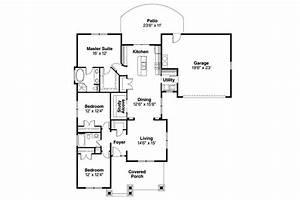 Cottage House Plans - St  Clair 30-383