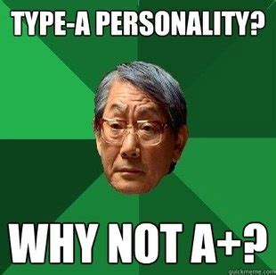 Personality Meme - type a personality it s me i m afraid pinterest