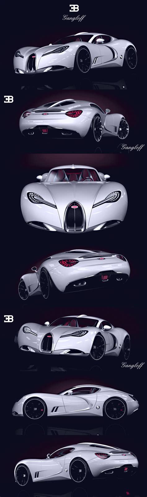 bugatti concept gangloff gangloff bugatti 57 sc by pawel czyzewski magic art world