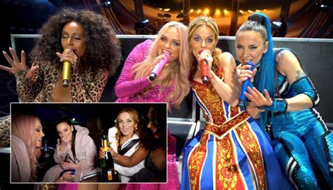 Spice Girls Pagina 4 Fan Club Home Page