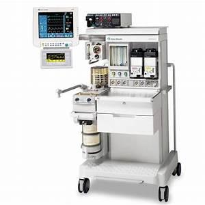Refurbished Ge Aestiva 5 Anesthesia Machine
