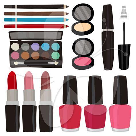 Makeup Clipart Makeup Products Clipart Clipart Suggest