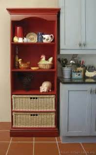 Top Photos Ideas For Country Shelves by Thematic Thursday Kitchen Of The Day American