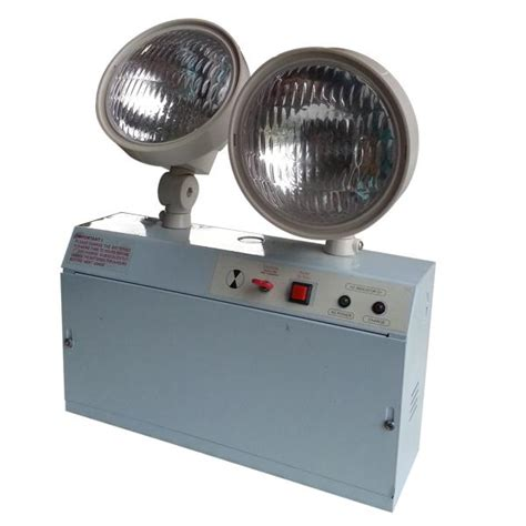 3 hours operation rechargeable led emergency spot