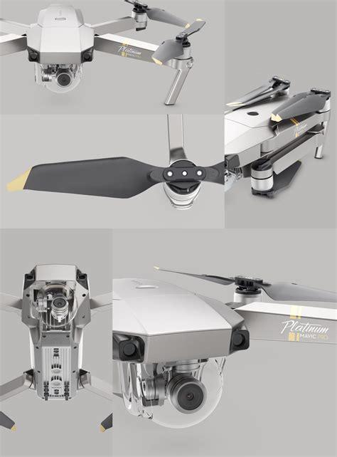 dji mavic pro platinum quadcopter mini drone mavic pro platinum buy  price  uae dubai