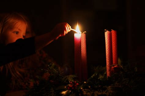 light one frontier dreams rhythm in our home the sunday in advent