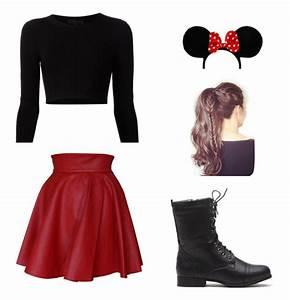 Minnie Mouse Costume | Tumblr