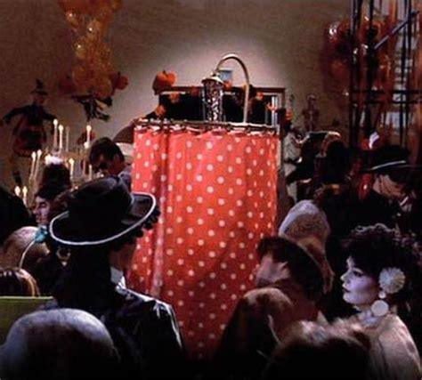 shower curtain costume thread scariest best costume