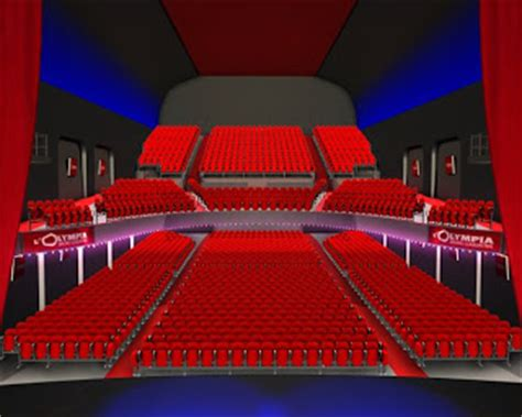 olympia plan salle 28 images l olympia concerts spectacles montr 233 al billets 224 l