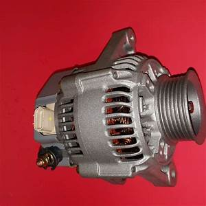 2000 Toyota Camry V6  3 0l Engine 90amp Alternator