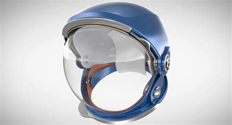 astronaut helmet  model