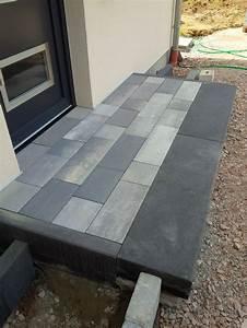 Hauswand Abdichten Außen : bildergebnis f r pflastersteine beton mit natursteinen ~ Michelbontemps.com Haus und Dekorationen