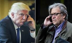 Trump Contacts With Bannon Could Send Them Both To Jail ...
