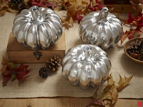 pumpkins mirror painted decor spray glass effect rust oleum project fall specialty ounce silver rustoleum decorate picturesque craft pumkins amazon
