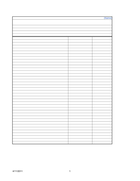 best photos of printable income statement template