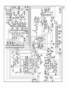Hyundai Hcm431 Monitor Schematic Diagram Manual
