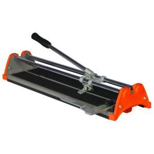 home depot tile cutters hdx 20 in rip ceramic tile cutter 10220x the home depot