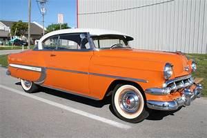1954 Chevrolet Bel Air  150  210 1954 Chevy Bel Air 2 Door