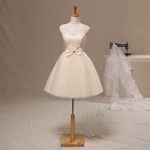 2015 new champagne short bridesmaid dress wedding party With short champagne wedding dresses