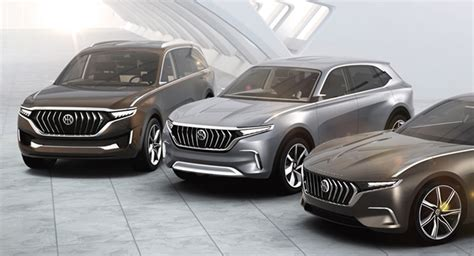 Pininfarina & Hkg Step It Up With Two Hybrid Suv Concepts