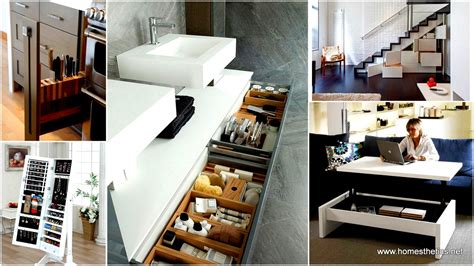 clever storage ideas for small houses 40 clever storage ideas that will enlarge your space 9425