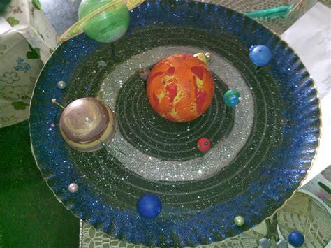 maqueta sistema solar con reciclaje maquetas sistema solar secci 211 n de s 193 stago el