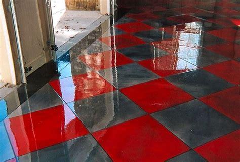 Garage Floor Paint Vs Stain by Pin By Designcast Concrete On Concrete Facts Garage