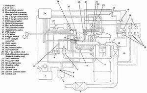 1990 Mazda Miata Vacuum Diagram  1990  Free Engine Image For User Manual Download