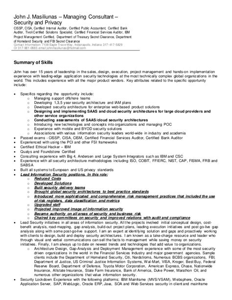 Ibm Datapower Resume by General Resume 12 1 Linked In