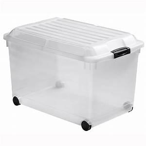 Boite De Rangement Plastique : boite rangement plastique pas cher maison design ~ Edinachiropracticcenter.com Idées de Décoration