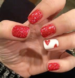 Cute valentines day nail art designs ideas nails