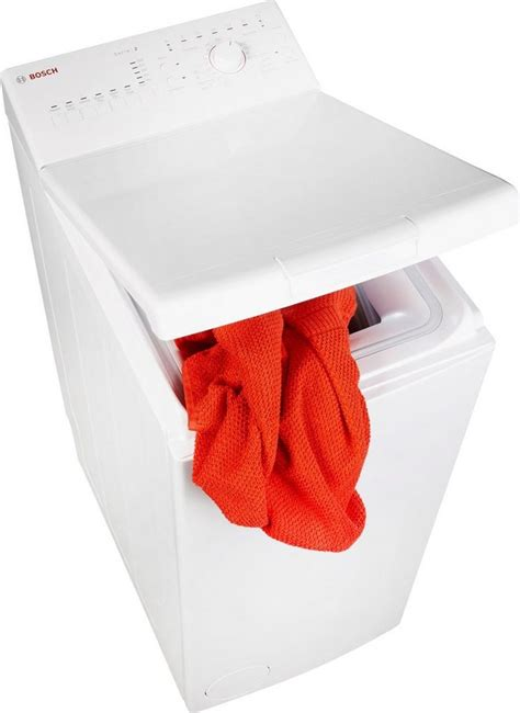 bosch waschmaschine 6 kg bosch waschmaschine toplader 2 wor20156 6 kg 1000 u min kaufen otto