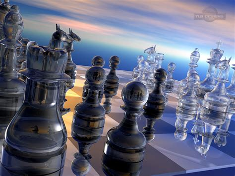 The Best Wallpaper Chess Ever