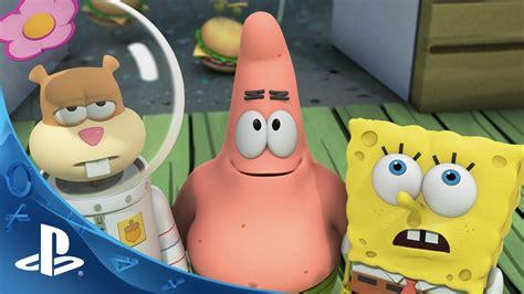 Spongebob Heropants Video Game