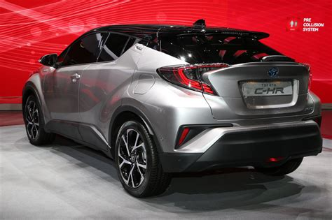 Toyota C Hr Debut At Geneva Motor Show Video The Fast