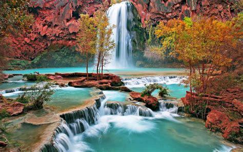 Gorgeous Waterfall Wallpaper 2560x1600 30447