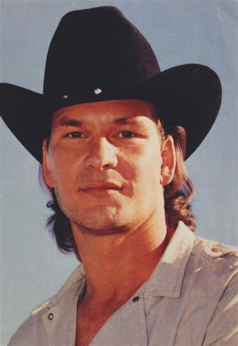 patrick swayze  love cowboys  pinterest patrick obrian  patrick swayze