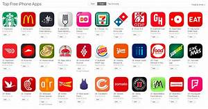 Top 5 Apps by Restaurant Brands on the ITunes Marketplace ...