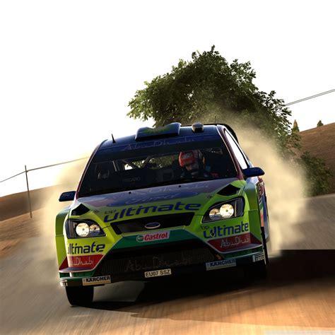 Ford Focus Rally Car 4k Hd Desktop Wallpaper For 4k Ultra