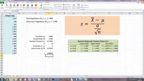 calculate   statistic  excel  youtube