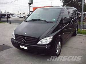 Vito 115 Cdi : used mercedes benz vito 115cdi compact panel vans year 2006 price 22 418 for sale mascus usa ~ Gottalentnigeria.com Avis de Voitures