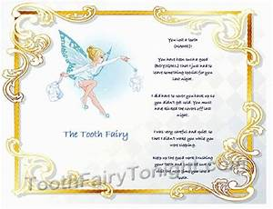 tooth fairy letter jvwithmenowcom With letter from the tooth fairy template